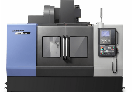 New 3-axis milling machine