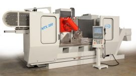 New 5-axis milling machine